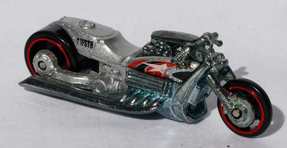 Hot Wheels Airy-8