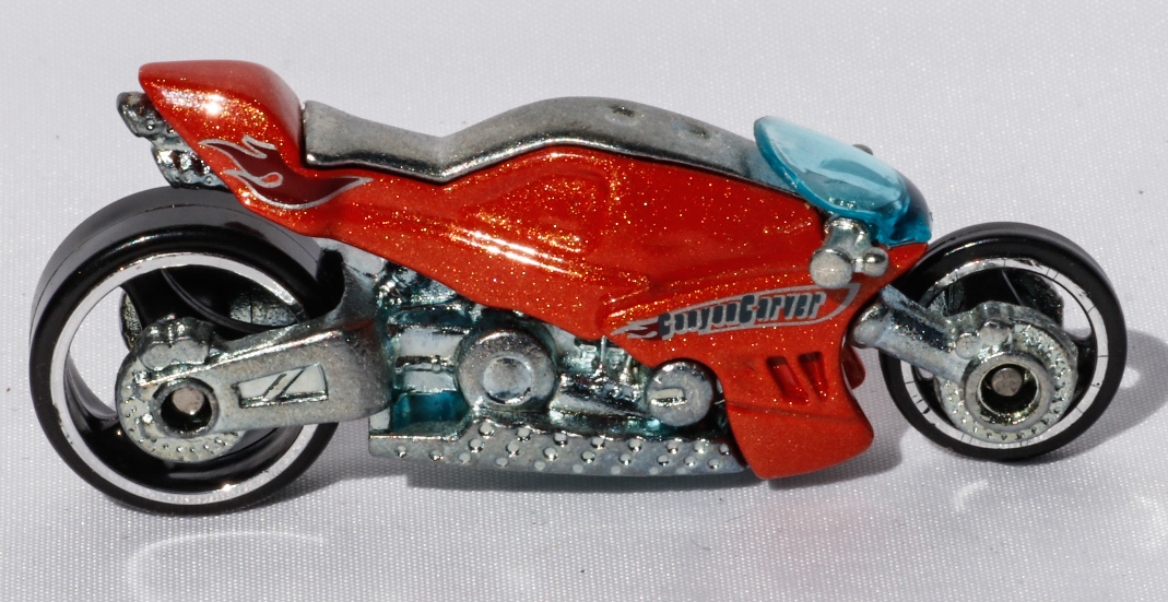 Hot wheels Canyon Carver