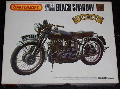 Kit Vincent HRD Black Shadow box