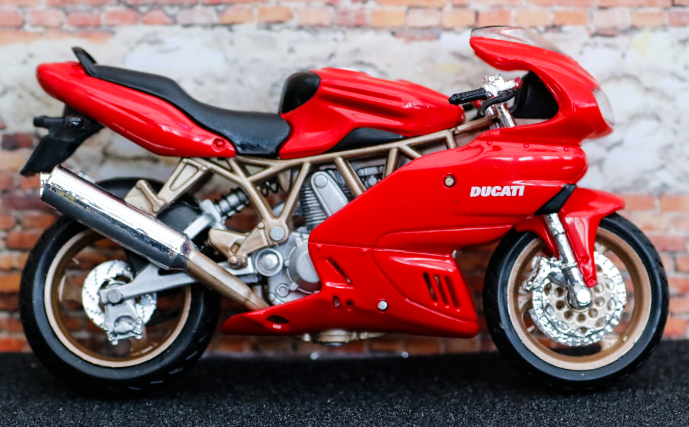 Maisto Ducati Supersport 900 FE