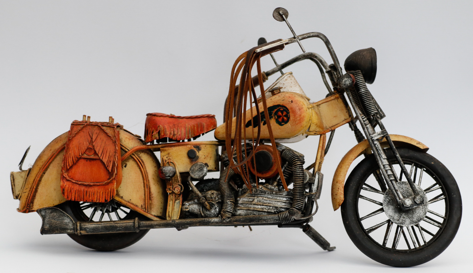 Indian Motorcycle 1922