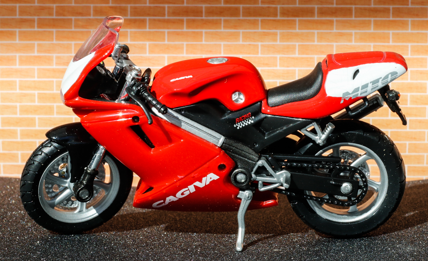 Welly Cagiva Mito 125