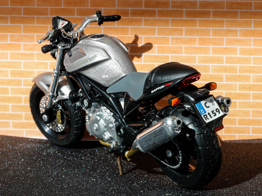 Welly Cagiva Raptor