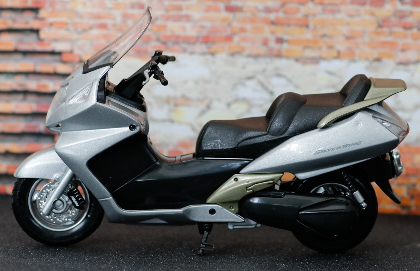 Welly Honda Silver Wing